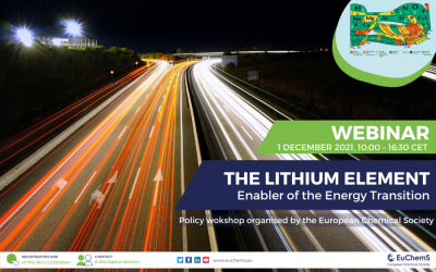 The Lithium Element – Enabler of the Energy Transition