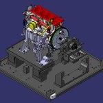 Banco-test-motore
