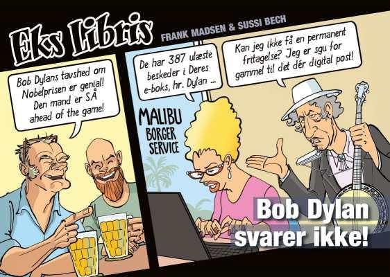 Bob Dylan svarer ikke - Eks Libris bind 7