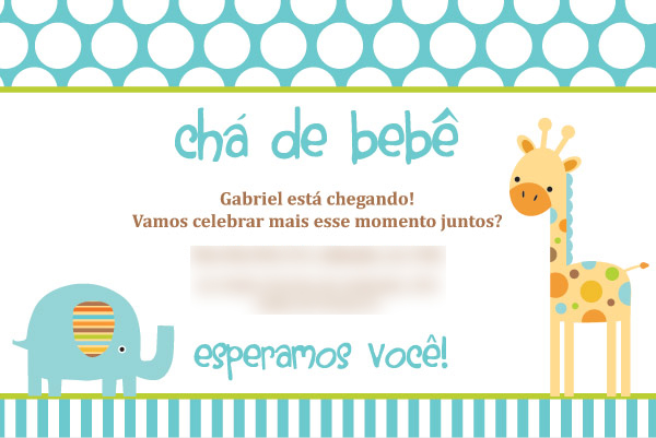 20 Modelos De Convites Para Festas Infantis