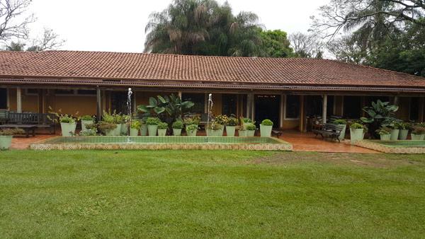 Santa Clara Eco Resort Fachada Casa principal