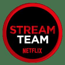 Stream Team NETFLIX