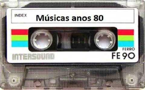 Músicas anos 80