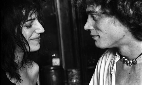 Patti Smith e Robert Mapplethorpe