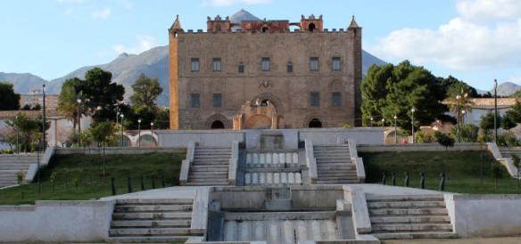 (Castello della Zisa, Palermo)
