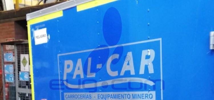 Proyecto: Metalmecánica Palcar Chile