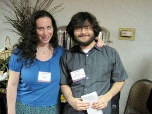 Me and Karen Meisner