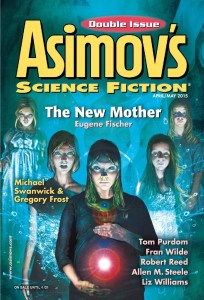 Asimov's Science Fiction – April-May 2015