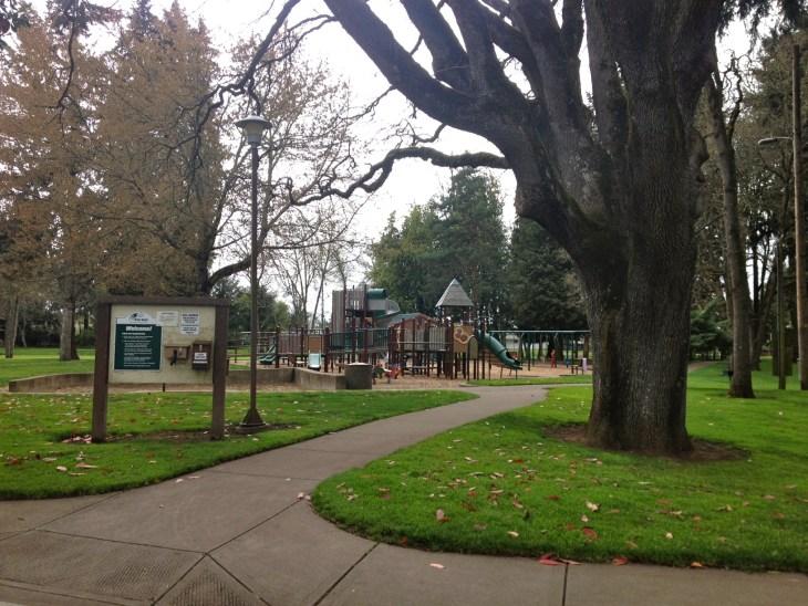 imagination Yoga in the park site