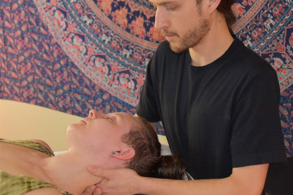 Neck Work - Myofascial Release