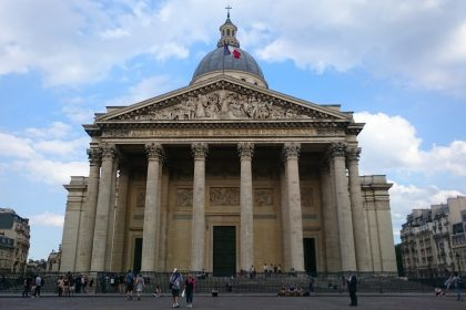 The Panthéon in Paris (Copyright: Eugene Yiga)