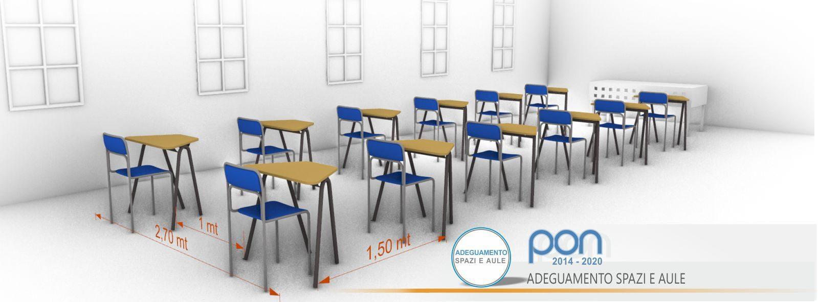 PON Adeguamento spazi e aule