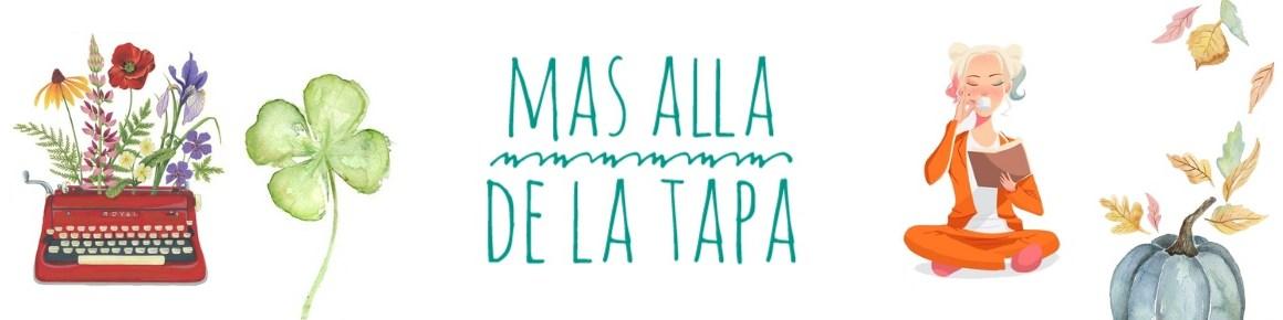 RESEÑA DE MÁS ALLÁ DE LA TAPA