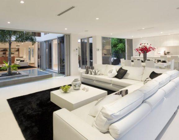 L'utilisaton du PVC dans une maison