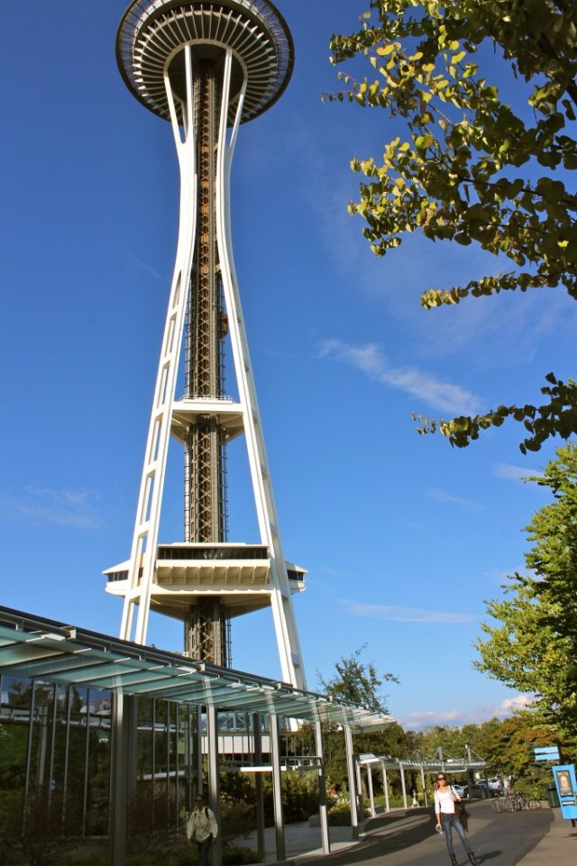 Seattle Center e Space Needle
