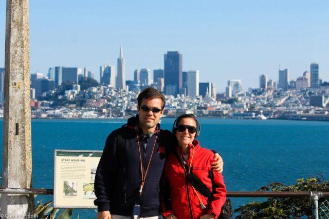Roteiro de 2 dias em São Francisco - Ilha de Alcatraz - Mila em Seattle