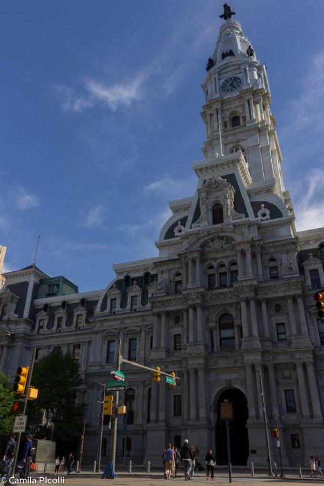Prefeitura da Filadélfia (City Hall)