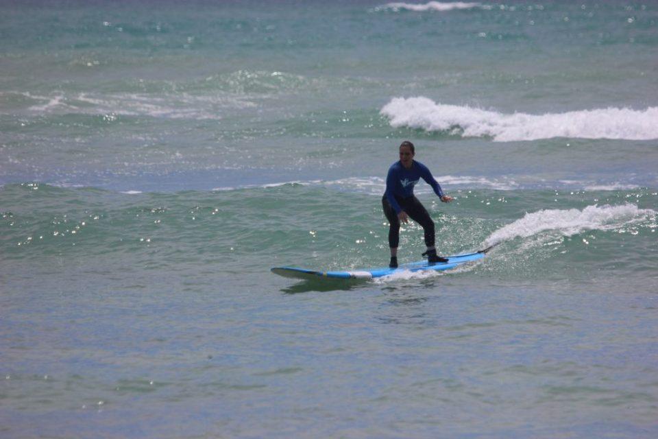 Aula de surfe no Havaí_1