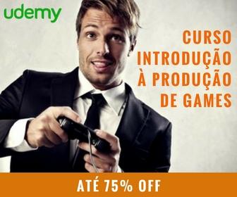 Curso Introdução à produção de Games