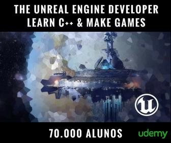 Curso The Unreal Engine Developer Course - Learn C++ & Make Games