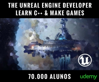 Curso The Unreal Engine Developer Course - Learn C++ & Make Games