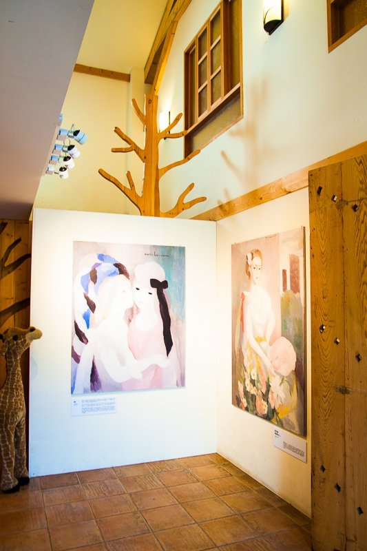 exhbition at lavender cottage (1)