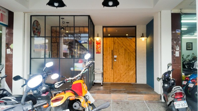 Mini voyage hostel in Hualien