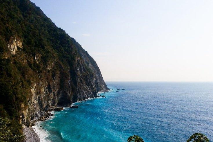 Qingshui Cliff Cing shui duanya hualien taiwan