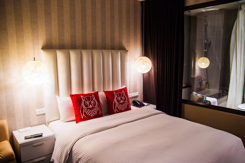 Hotel in Taipei Via Hotel Review