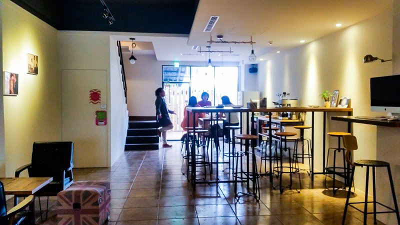 Hualien where to stay - Mini Voyage Hostel Review