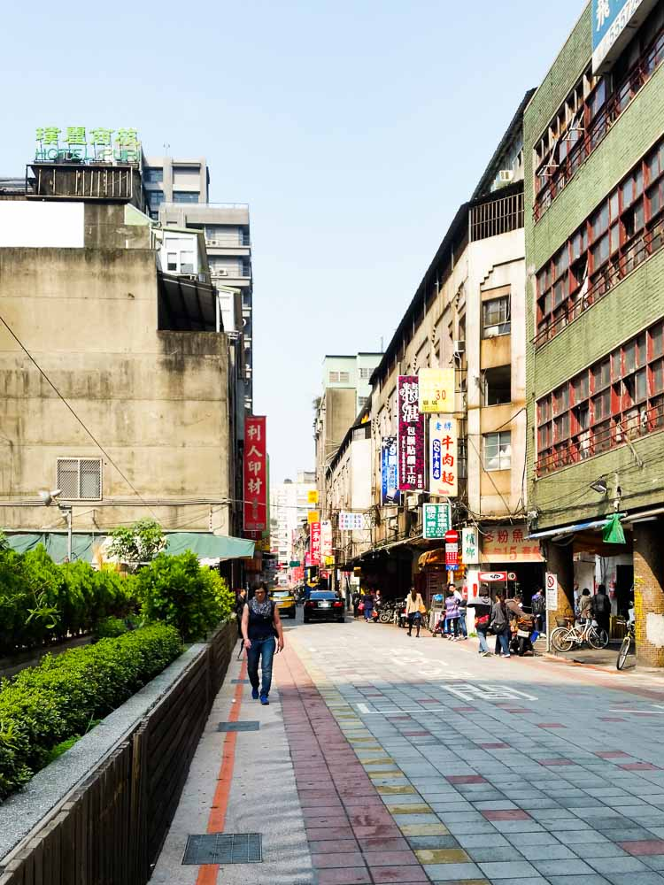 Street to star hostel - star hostel review taiwan