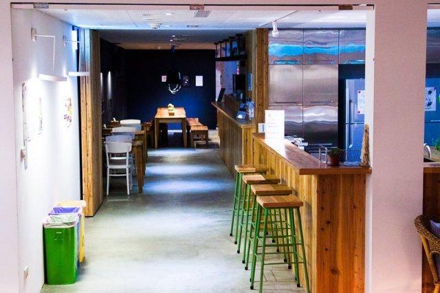 Star Hostel Taipei Pantry Review