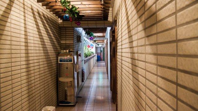 taichung homestay review- Fengjia Garden