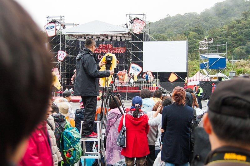 Ping Xi Sky Lantern Tian Deng Festiva Taiwan