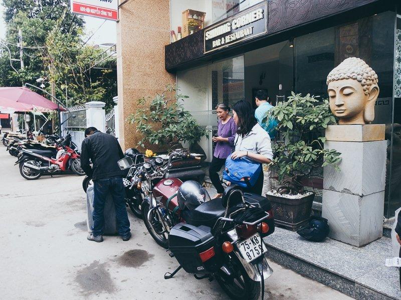 Hue Adventures Motorbike Tour