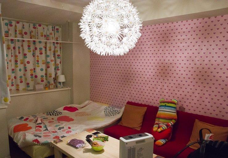 Akihabara Airbnb Tokyo Japan