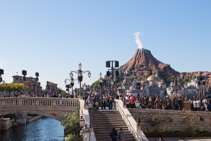 Don't miss these at DisneySea!