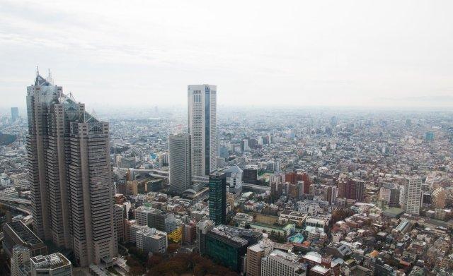 japan 10 day itinerary shinjuku tokyo metropolitan government building