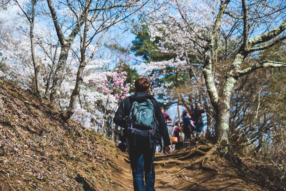 Mount Tenjo, Kachi Kachi Ropeway, Lake Kawaguchiko