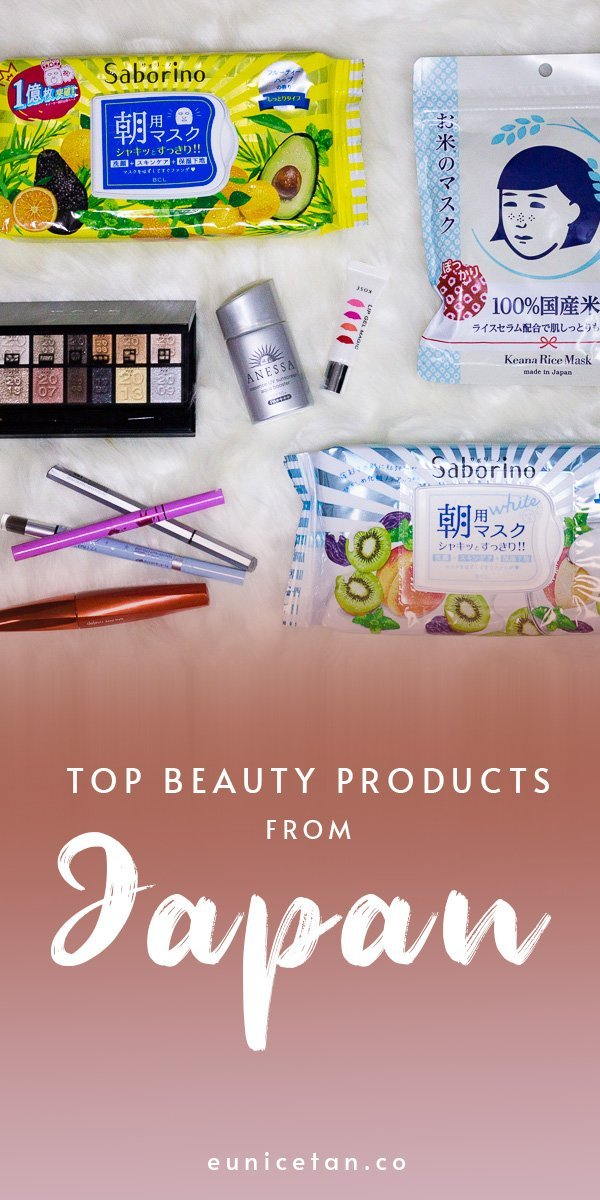 Here are the Japanese beauty products that I would absolutely repurchase.