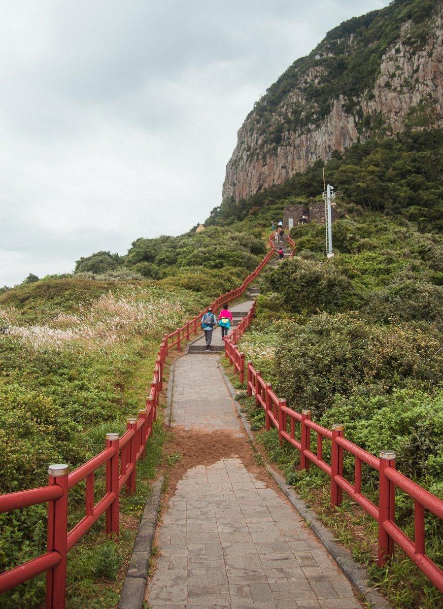 Sanbang mountain, 3 day Jeju itinerary