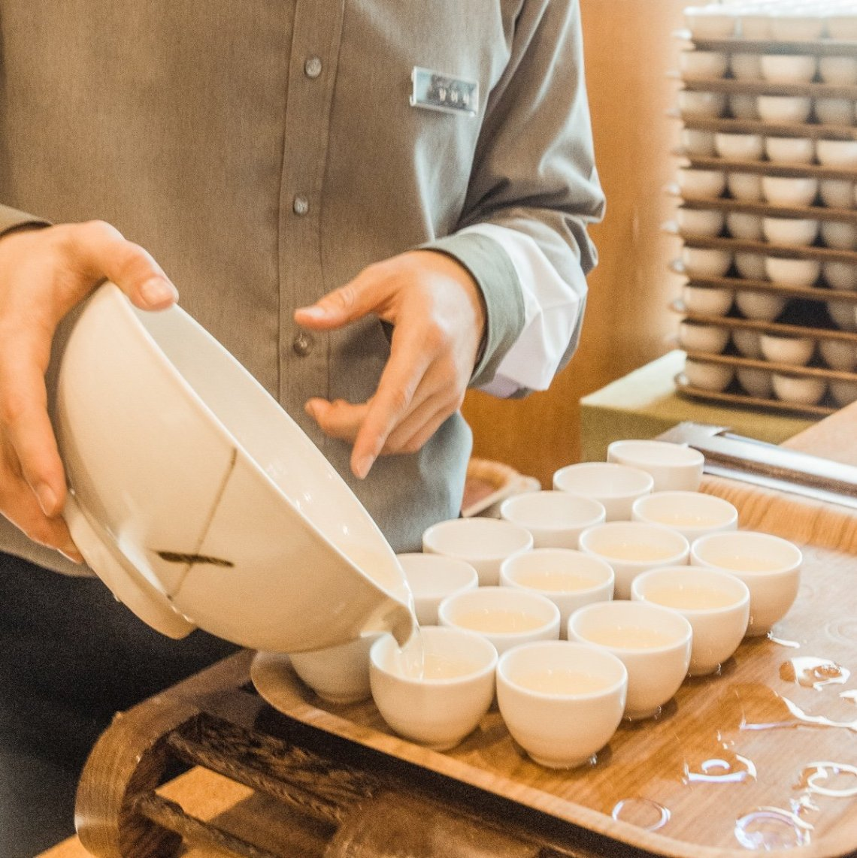 O'Sulloc tea museum, 3 day Jeju itinerary