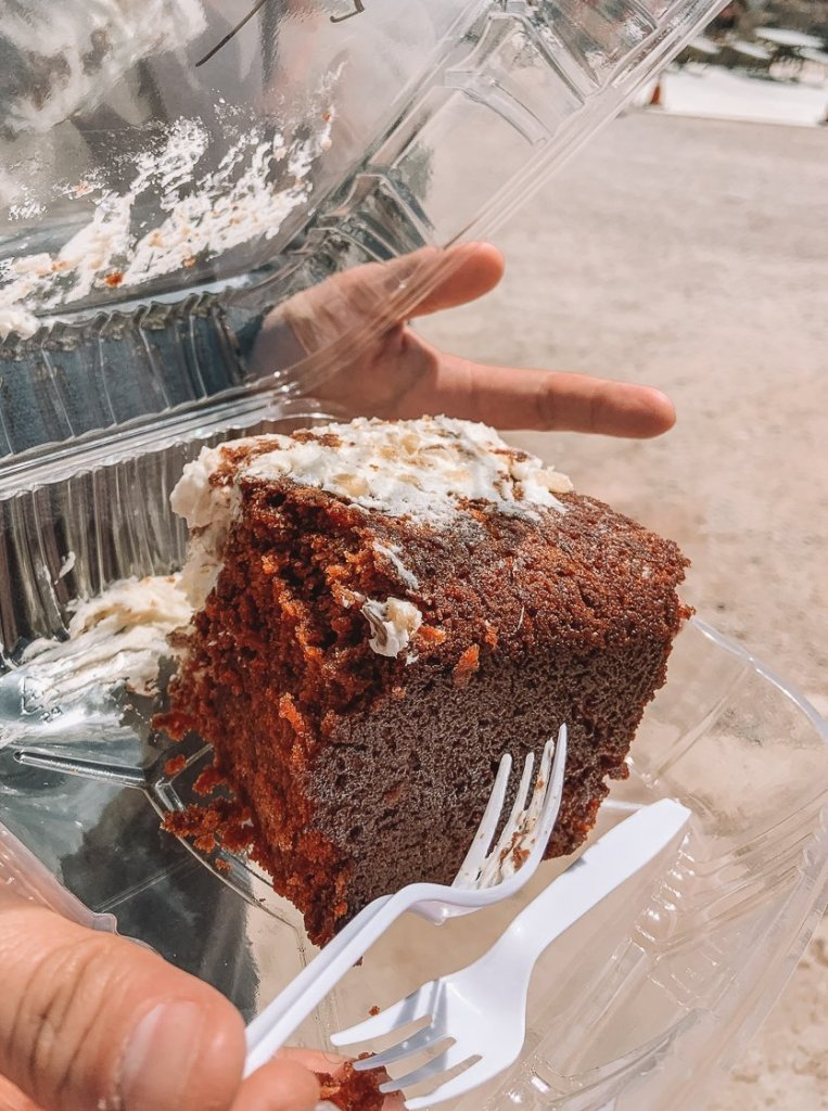 Expedia South Rim Grand Canyon Carrot Cake at Lilo Review