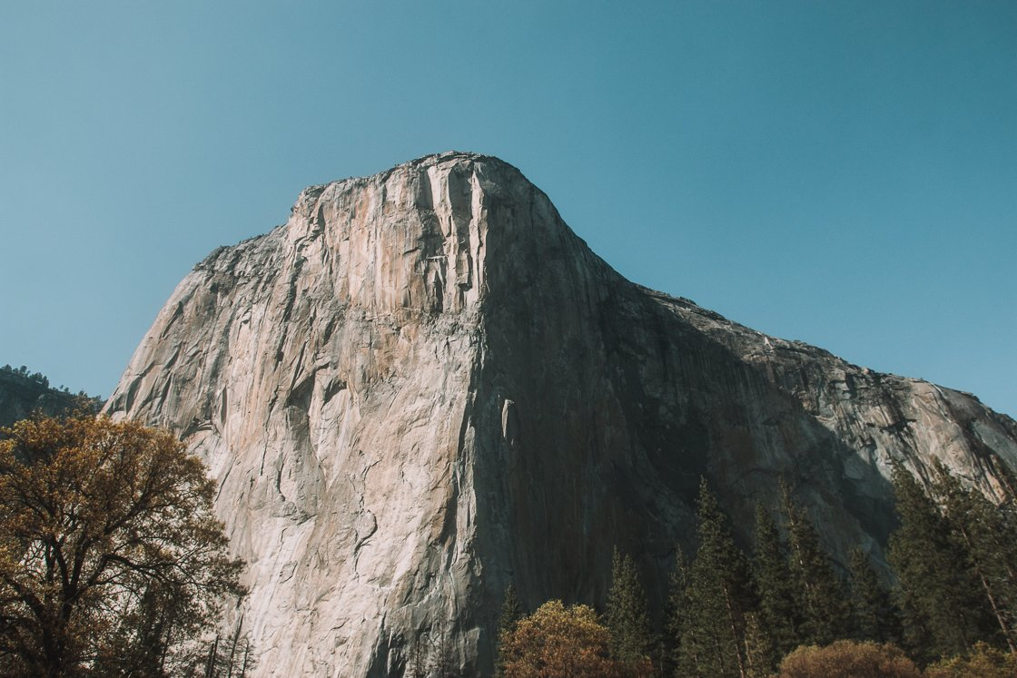El Capitan, Yosemite Day Tour with Extranomical Tours, San Francisco, 2-week US itinerary with no car