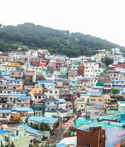 Busan Gamcheon Cultural Village