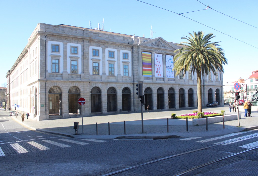 Rectory of the University of Porto
