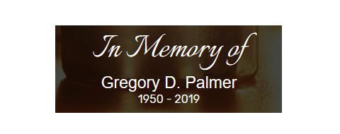gregory plamer