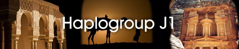 Haplogroup J1 (Y-DNA) - Eupedia