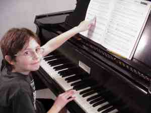Learning music theory is an integral part of our piano lessons. This gives you a broader understanding of musical concepts that apply to other instruments as well as enhancing your enjoyment of music.
