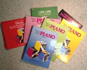 Bastien Piano Curriculum